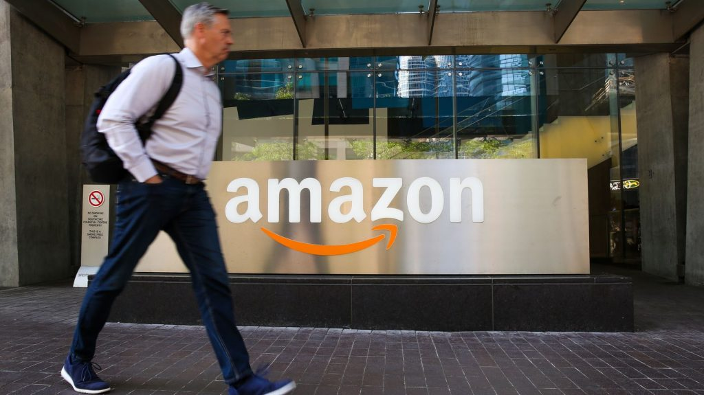 Amazon To Challenge $10 Billion Pentagon Contract Given To Microsoft