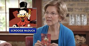 """Elizabeth Warren And Stephen Colbert Played """"Guess That Billionaire"""" And It Was HILARIOUS"""