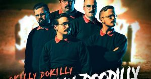 ATTENTION: THE NED FLANDERS METAL BAND IS TOURING