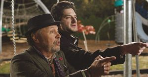 Billy Crystal And Ben Schwartz New Comedy 'Standing Up, Falling Down' Trailer