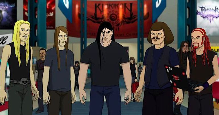 'Metalocalypse' Is Now Free To Stream Online
