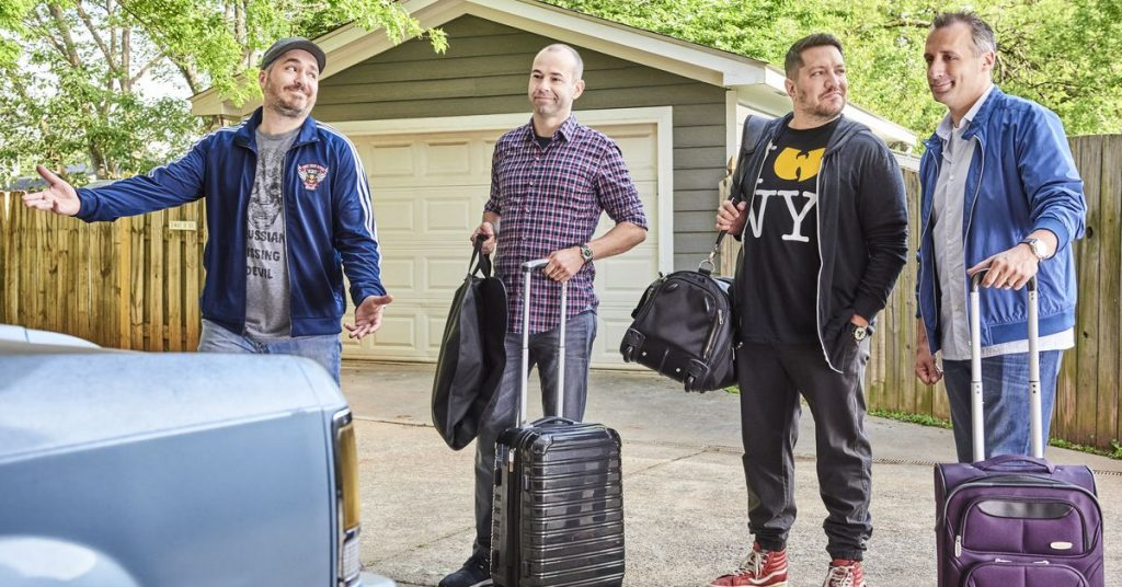 The Best Reactions From The 'Impractical Jokers: The Movie' Premiere