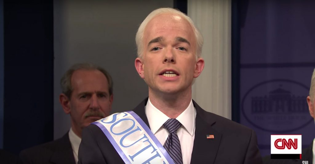 John Mulaney's Return To SNL Was A Friggin' Gift