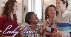 'Lady Time' Will Make You Laugh In The Face Of Death & Adultery